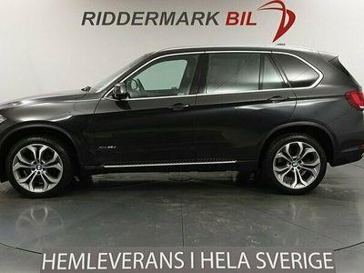 begagnad BMW X5 xDrive40d Pano Navi Skinn H/K Eu6 313hk