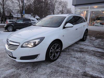 begagnad Opel Insignia Business 2,0CDTi SportsTourer Automat 163hk