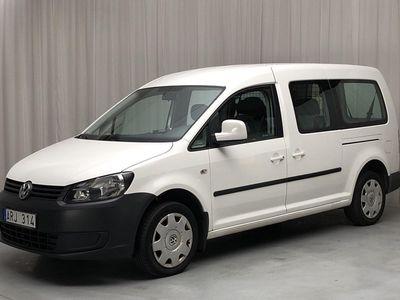 brugt VW Caddy Maxi Life MPV 1.6 TDI (102hk)