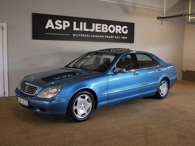 begagnad Mercedes 600 S-KlassL Svensksåld 2 brukare Designo
