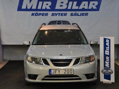 begagnad Saab 9-3 1,8T VECTOR DRAG BESIKTAD NY SERVAD Kombi