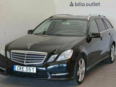 begagnad Mercedes E250 CDI SoV Drag 7-sits (204hk)