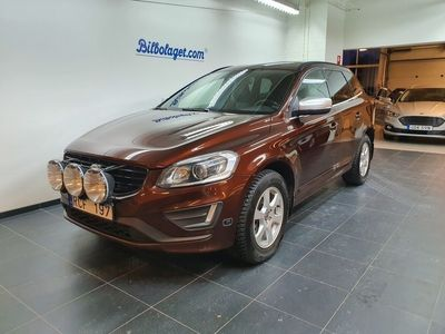begagnad Volvo XC60 D5 AWD R-Design Business Edition