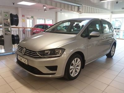 begagnad VW Golf Sportsvan 1.2 110hk