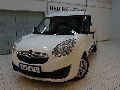 begagnad Opel Combo SKÅP L2H1 1.3 EURO6 2017, Transportbil 99 875 kr