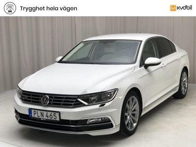 begagnad VW Passat 2.0 TDI (190hk)
