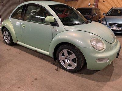 begagnad VW Beetle New2.0 Comfort 116hk NYBES