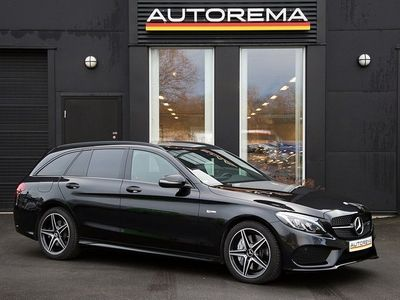 begagnad Mercedes C450 AMG T AMG 4M 43 4MATI9G-Troni
