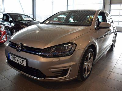 begagnad VW Golf GTE 1,4TSI DSG