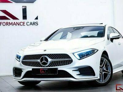 begagnad Mercedes 450 CLS BenzAMG 4Matic Taklucka Se Spec 2020, Sportkupé Pris 699 900 kr