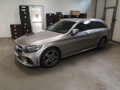 "begagnad Mercedes C200 T d 9GTronic AMG-Line 18"""