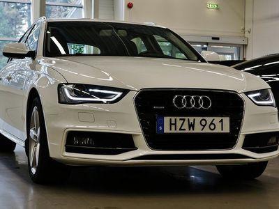 begagnad Audi A4 2.0 S-Line Quattro Sports Edition Plus 150HK!