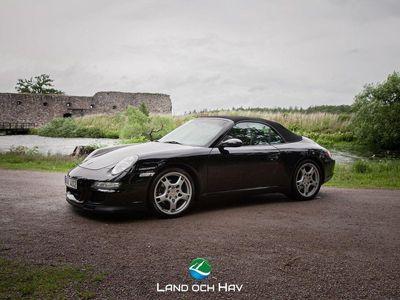 begagnad Porsche 911 Carrera Cabriolet S 325hk
