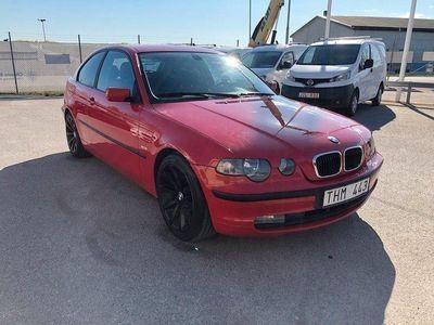 """begagnad BMW 316 Compact i 116hk 17"""""""