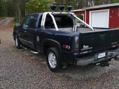 "begagnad Chevrolet Silverado ""Big Chef"" -05"