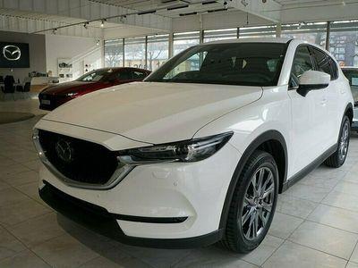 begagnad Mazda CX-5 SUV 2.5 194 hk Aut. AWD Optimum Köp el. *Privatleas
