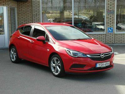 begagnad Opel Astra Enjoy 1.0 Turbo S/S (105hk) Pluspaketet