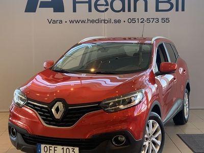 begagnad Renault Kadjar 1.2 TCe 130hk Zen | VINTERHJUL