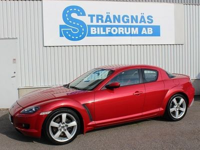 """begagnad Mazda RX8 1.3 231hk """"Svensksåld"""""""