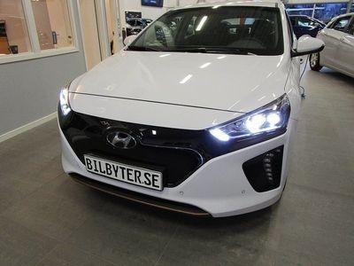 begagnad Hyundai Ioniq Electric PremiumPlus ECO OMGÅENDE LEVERANS!