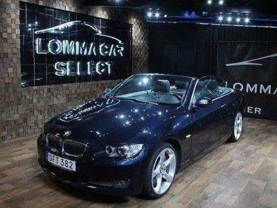 begagnad BMW 335 Cabriolet i Convertible Steptronic LÅGMIL 2008, 189 900 kr