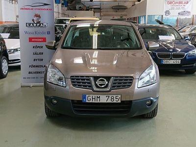 begagnad Nissan Qashqai 2.0 dCi 4x4 Auto 150hk