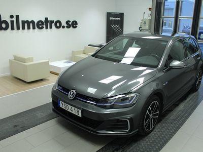 begagnad VW Golf GTE Plug-In-Hybrid DSG V-Hjul