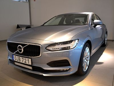 begagnad Volvo S90 D5 AWD Business Advanced -17