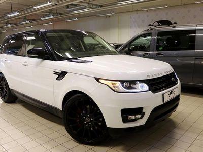 begagnad Land Rover Range Rover Sport 4.4 SDV8 DYNAMIC