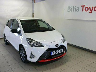 begagnad Toyota Yaris 1.5 Y20 2019, Halvkombi Pris 144 500 kr