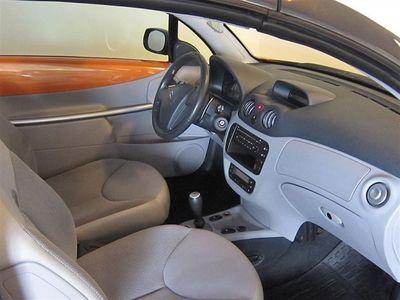 begagnad Citroën C3 Pluriel 1,6i -03