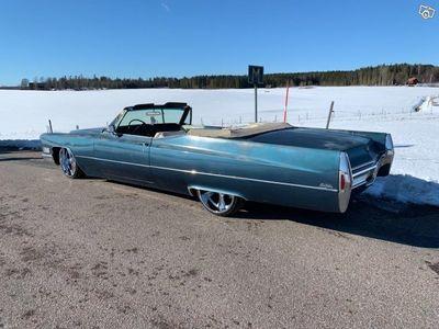 gebraucht Cadillac Deville cab 472