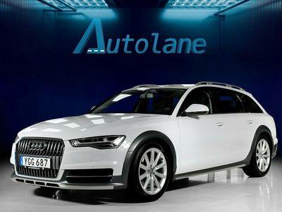 begagnad Audi A6 Allroad Quattro Drag Ambition Sport Ed Värmare 218hk