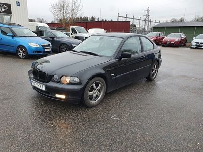 begagnad BMW 316 Compact t i 116hk COUPE