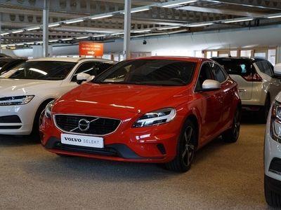 begagnad Volvo V40 T3 R-Design Edt