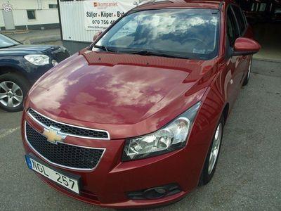 begagnad Chevrolet Cruze Halvkombi 1.6 124hk -12
