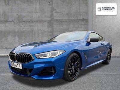begagnad BMW M850 i xDrive Coupé 530hk LASERLIGHT H&K -19