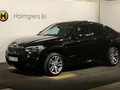begagnad BMW X6 xDrive50i xDrive 50i M-sport/Skinn/Nav/Värmare/BoO