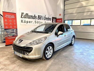 begagnad Peugeot 207 5-dörrar 1.6 HDi FAP 109hk