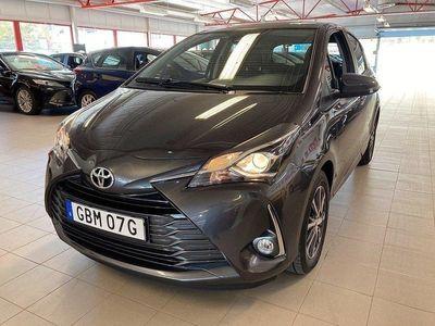 begagnad Toyota Yaris 1,5 5-D AUTOMAT Y20 SMARTPHONE I