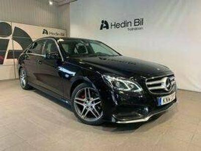 begagnad Mercedes E250 - BenzCDI 4MATIC 7G - Tronic plus AMG Line Panorama Drag