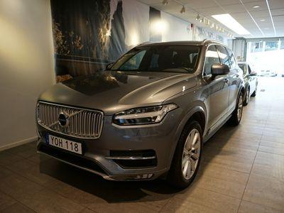 begagnad Volvo XC90 T5 AWD Inscription 7-säten 2019, SUV 529 000 kr