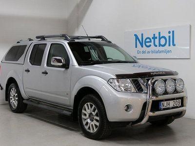 begagnad Nissan Navara 3.0 dCi 4x4 231hk Drag / P-värm