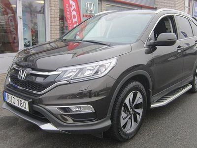 begagnad Honda CR-V 2.0i Elegance Plus krok 1040 mil