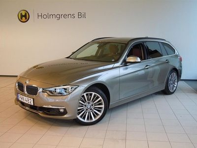 begagnad BMW 340 i xDrive Touring Luxury Line, Connected, Hifi