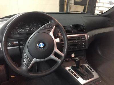 begagnad BMW 320 Cabriolet