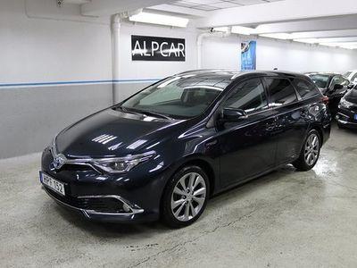 begagnad Toyota Auris TS EXECUTIVE VÄRMARE 2016, Halvkombi 149 900 kr