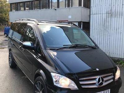 begagnad Mercedes Viano 2.2 CDI