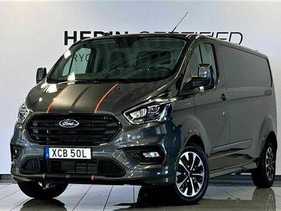 begagnad Ford Custom L2 SPORT 2.0 TDCi - 185hk AUT