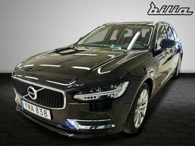 begagnad Volvo V90 T8 TE Momentum Pro Edition /Se utrustning/